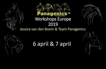 Panagenics grooming workshop for alle racer